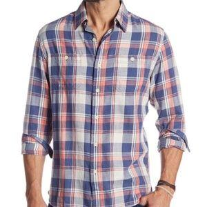 Grayers Spencer Summer Slub Twill Modern Fit Shirt